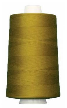 OM3045 Omni Gothic Gold Poly Wrapped Poly Core 40 wt 6000 yards