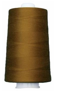 OM3046 Omni Antique Gold Poly Wrapped Poly Core 40 wt 6000 yards