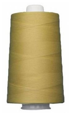 OM3050 Omni Yellow Poly Wrapped Poly Core 40 wt 6000 yards