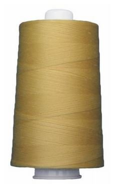 OM3051 Omni Banana Poly Wrapped Poly Core 40 wt 6000 yards