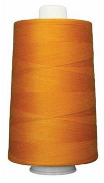 OM3055 Omni Orange Glow Poly wrapped Poly Core 40 wt 6000 yards