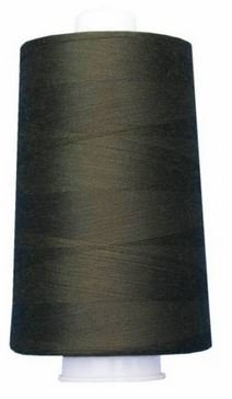 OM3069 Omni Dark Olive Poly Wrapped Poly Core 40 wt 6000 yards