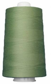 OM3074 Omni Spearmint Poly wrapped Poly Core 40 wt 6000 yards