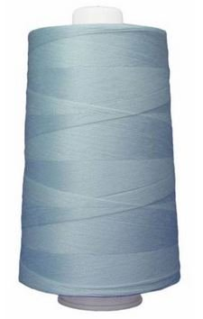 OM3087 Omni Blue Ice Poly wrapped Poly Core 40 wt 6000 yards