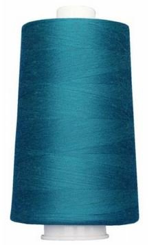 OM3093 Omni Blue teal, Poly wrapped Poly Core 40 wt 6000 yards
