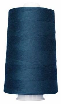 OM3107 Omni New England Blue, Poly wrapped Poly Core 40 wt 6000 yards