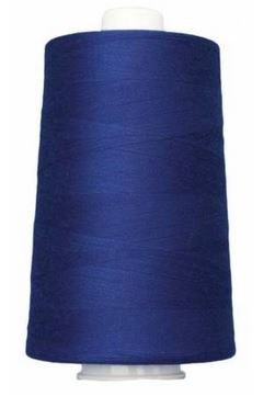 OM3108 Omni Royal Blue, Poly wrapped Poly Core 40 wt 6000 yards