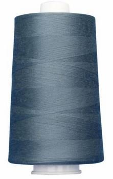 OM3110 Omni Steel Blue, Poly wrapped Poly Core 40 wt 6000 yards