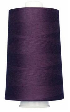 OM3117 Omni Plush Purple, Poly wrapped Poly Core 40 wt 6000 yards