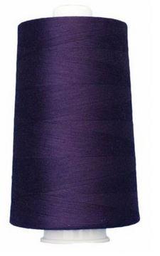 OM3118 Omni Byzantine Purple, Poly wrapped Poly Core 40 wt 6000 yards