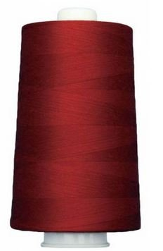 OM3140 Omni Firey Red, Poly wrapped Poly Core 40 wt 6000 yards