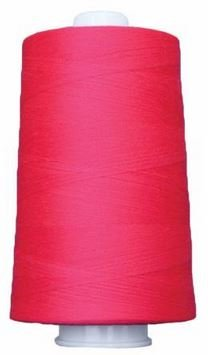 OM3160 Omni Neon Pink Poly wrapped Poly Core 40 wt 6000 yards