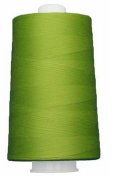 OM3165 Omni Bright Light Green Poly wrapped Poly Core 40 wt 6000 yards
