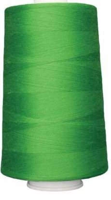 OM3167 Omni Bright Green Poly wrapped Poly Core 40 wt 6000 yards