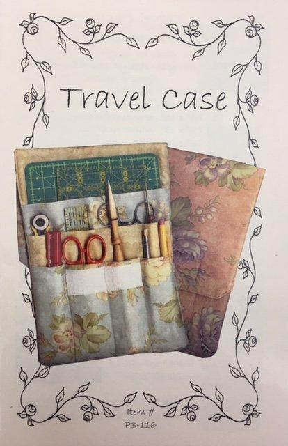 P3-116 P3 Designs Travel Case