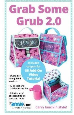 PBA235-2, By Annie, Grab Some Grub 2.0