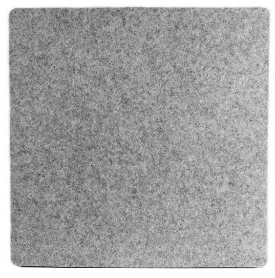 PQT0909WOOLMAT Acorn Precision Piecing 9 x 9 x 1/2 100% Wool IroningMat