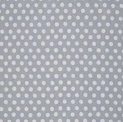 PWGP070-SILVE Free Spirit Kaffe Fassett Spot Silver Grey