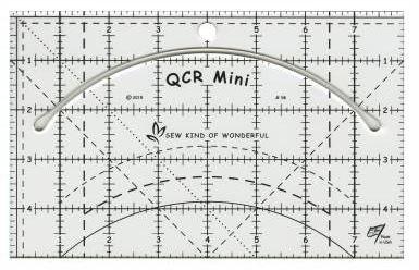 QCRM Quick Curve Ruler Mini
