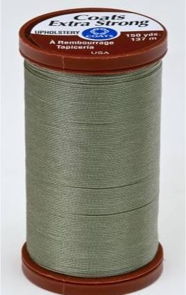 S9646180 Coats Extra Strong 100% Nylon Upholstery Thread Green Linen