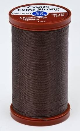 S9648960 Coats Extra Strong 100% Nylon Upholstery Thread Chona Brown