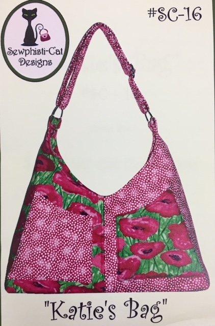 SC-16 Sewphisiti-Cat Designs Katie's Bag