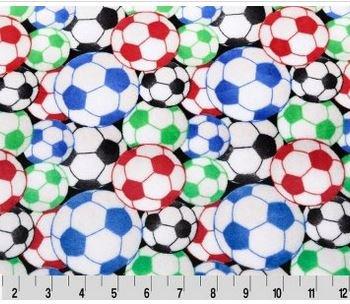 SOCCERMULTI Shannon Cuddle Soccer Multi Color