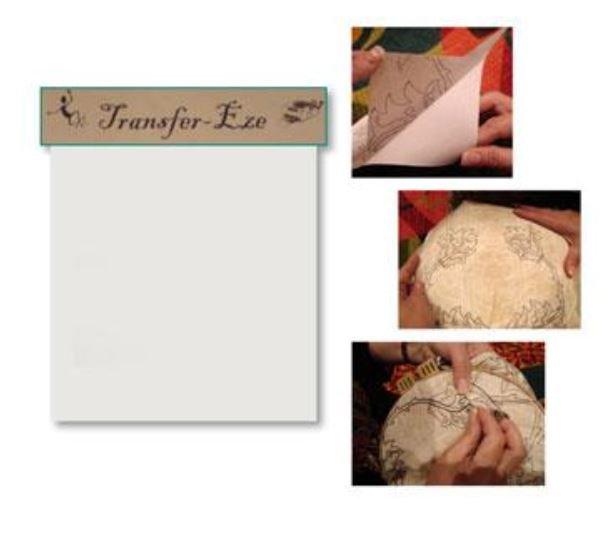 TE10 Original Creations Transfer Eze 10 Sheets 8 x 11