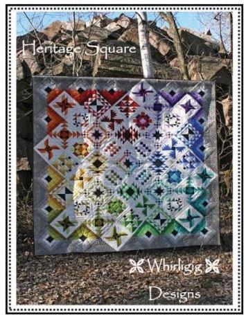 WD-HSBOM Whirligig Designs Heritage Square BOM Pattern
