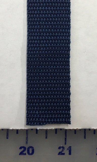 WRI1861068055, Simplicity, Webbing 100% Poly 1 Wide, Navy