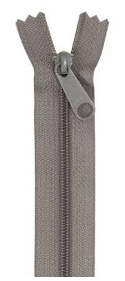ZIP24-152 By Annie Handbag Zipper 24 inch Single Slide Taupe