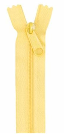 ZIP24-195 By Annie Handbag Zipper 24 inch Single Slide Dandelion
