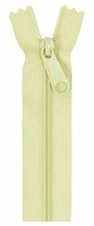 ZIP24-198 By Annie Handbag Zipper Single Slide 24 inch Chartreuse