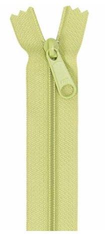 ZIP24-200 By Annie Handbag Zipper 24 Apple Green