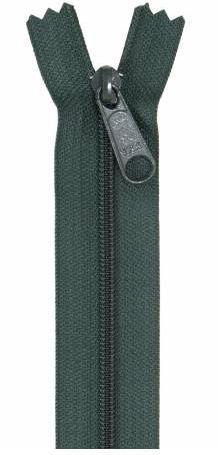 ZIP24-205 By Annie Handbag Zipper 24 Hemlock Green