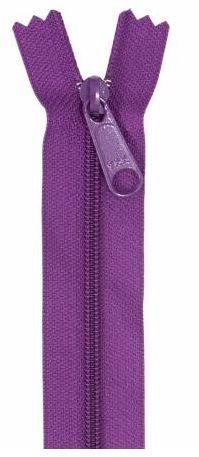 ZIP24-245 By Annie Handbag Zipper, Non-Separating, Single Slide, 24  inch Tahiti