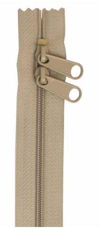 ZIP30-150 By Annie Double Slide Handbag Zipper 30 inch Sage