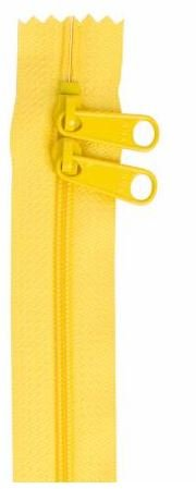 ZIP30-195 By Annie Double Slide Handbag Zipper 30 inch Dandelion