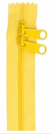 ZIP40-195 By Annie Handbag Zipper, Double Slide, 40 inch, Dandelion
