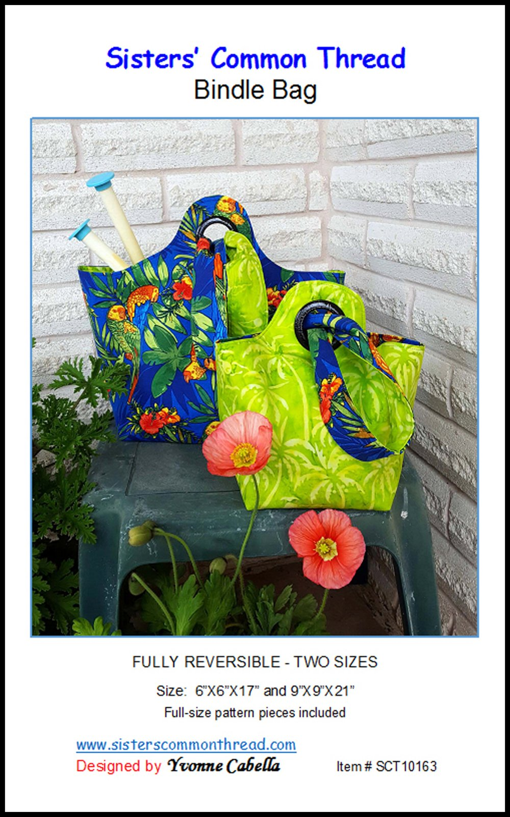 Bindle Bag pattern