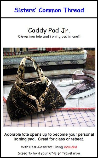 Caddy Pad Jr. Pattern Plus