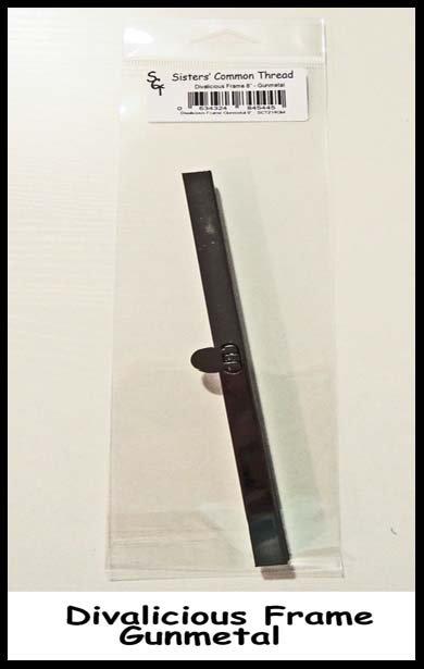 Divaliciuos Frame Gunmetal