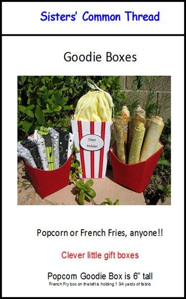 Goodie Boxes Pattern