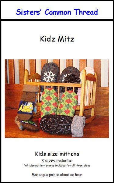 Kidz Mitz Pattern