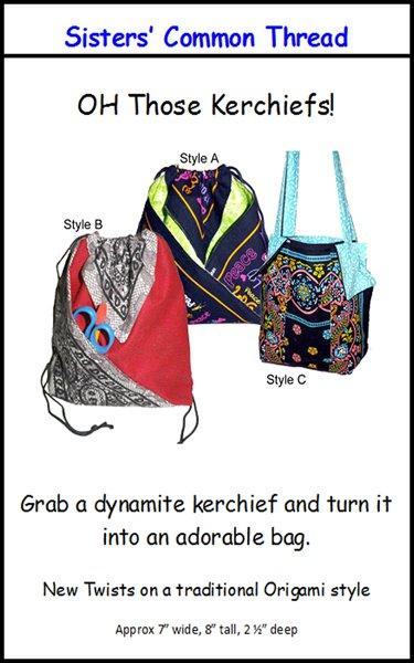 OH Those Kerchiefs Pattern