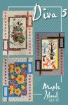 Diva 5 by Maple Island Quilts MIQ 248