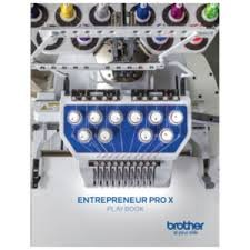 Brother Enterpreneur Pro X 1055X Playbook