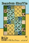 Random Shuffle Quilt Pattern VRDMC029