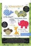 Kimberbell KD513 Little Ones Born To Be Wild Embroidery CD Software