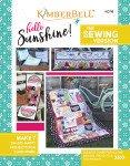 Kimberbell Hello Sunshine Sewing Version Pattern Book  KD718
